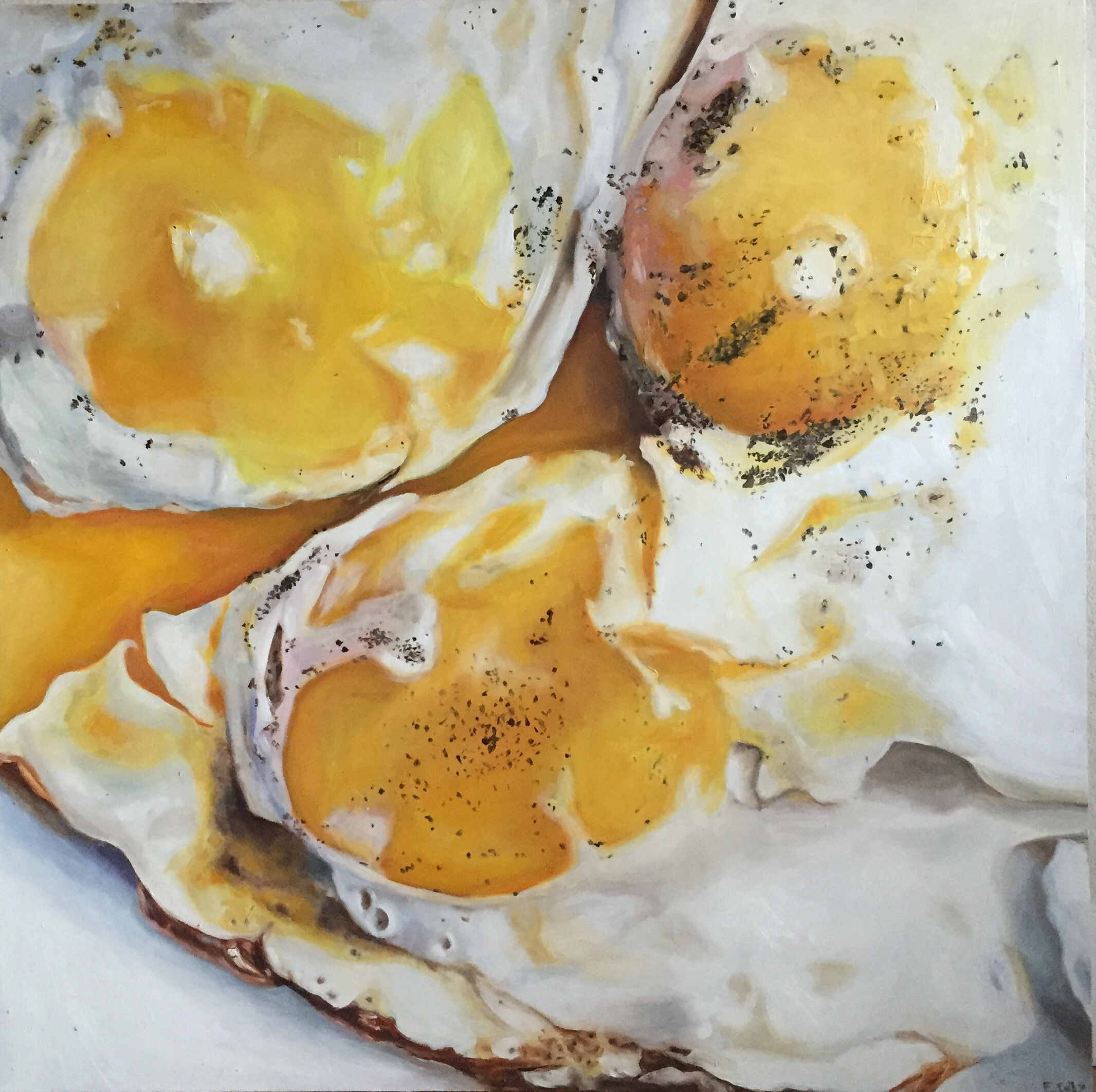 "Elizabeth Selby ""Eggs"""