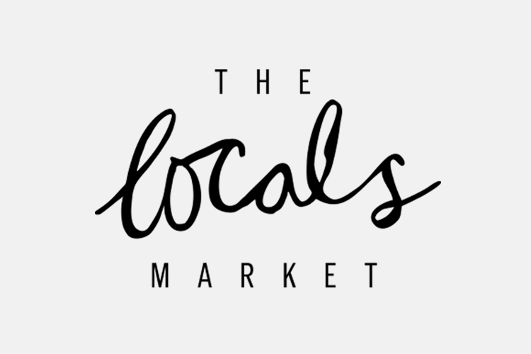 The Locals Market. - Putting local fruit and veg in the spotlight.