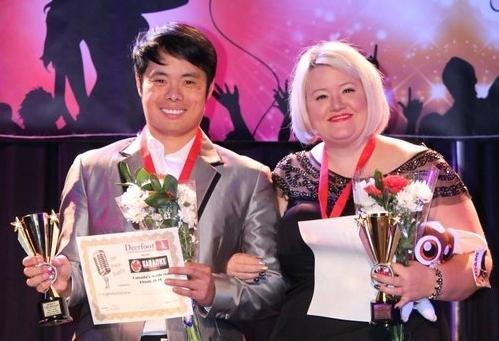 Roger Feng & Heidi Joshua
