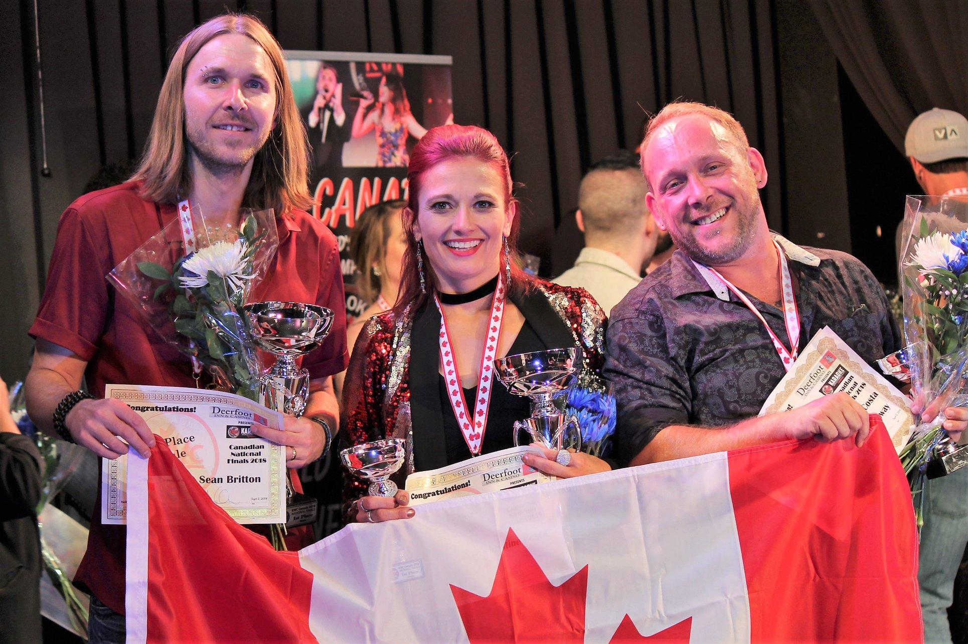 Team Canada, 2018