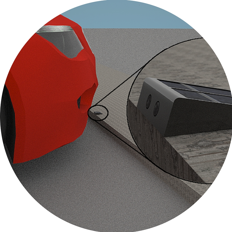 Smart Parking Low Impact Implementation