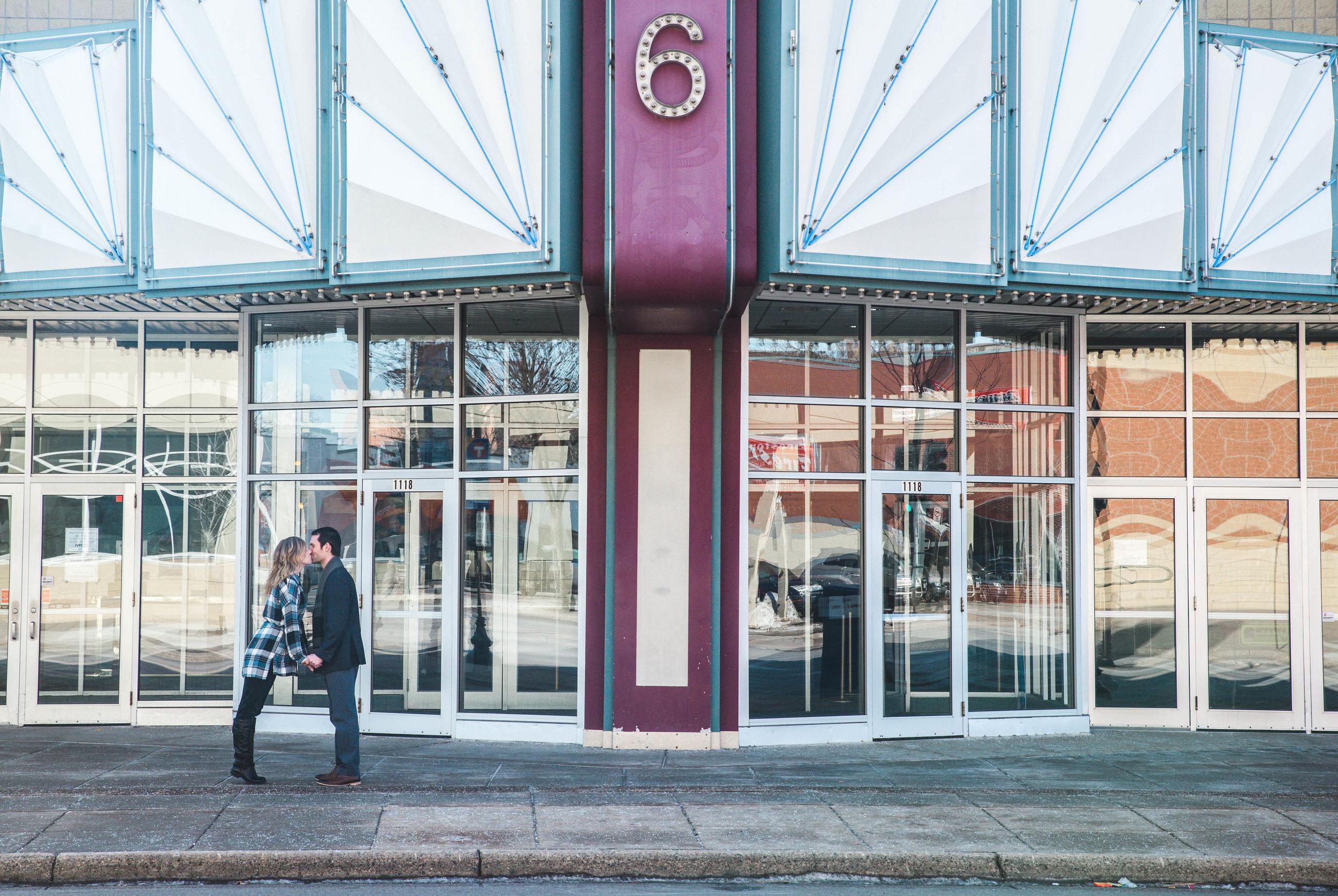 Hopkins Mann Cinema 6 Engagement