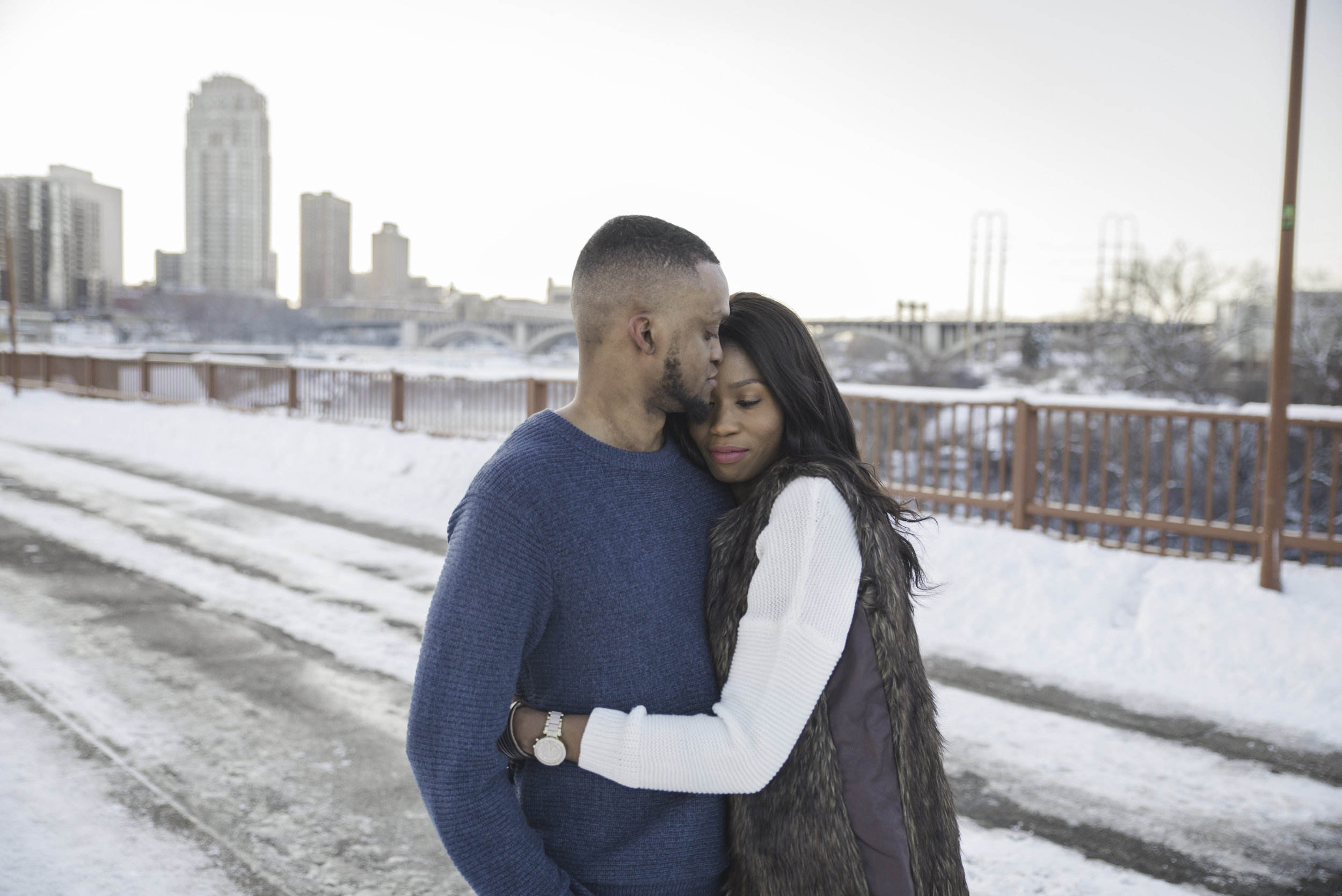 Twin Cities Engagement