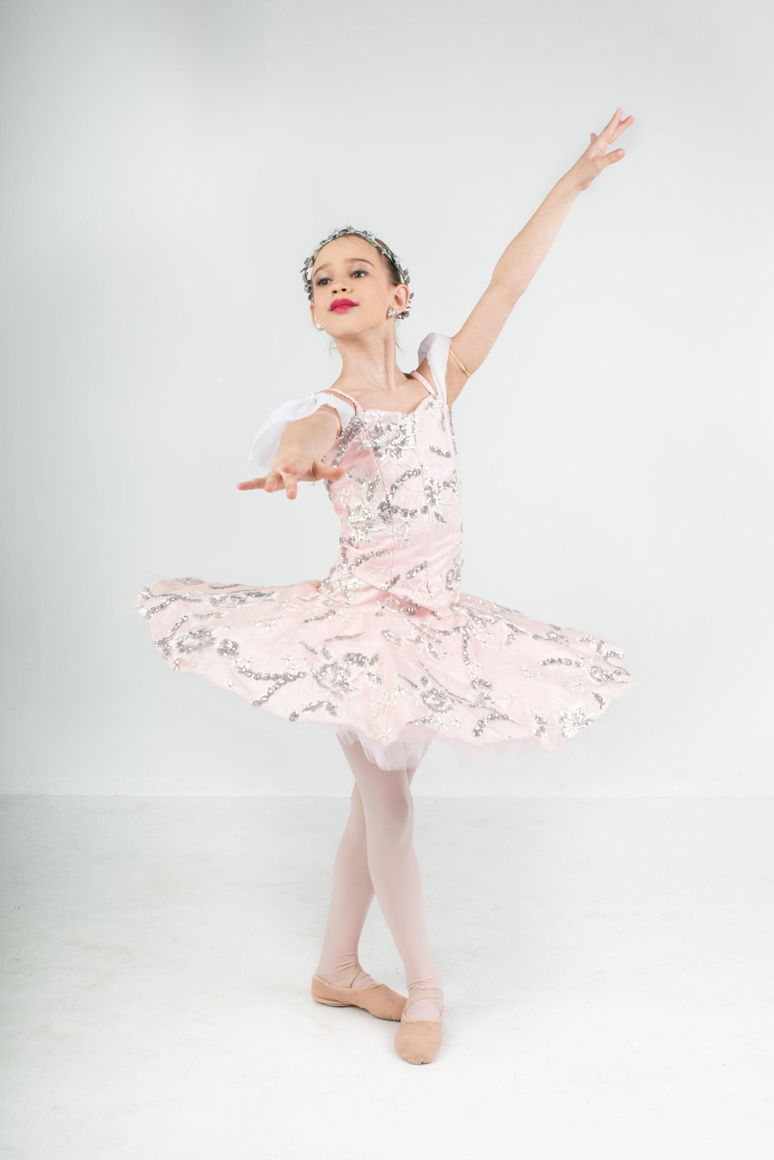 Minneapolis ballerina