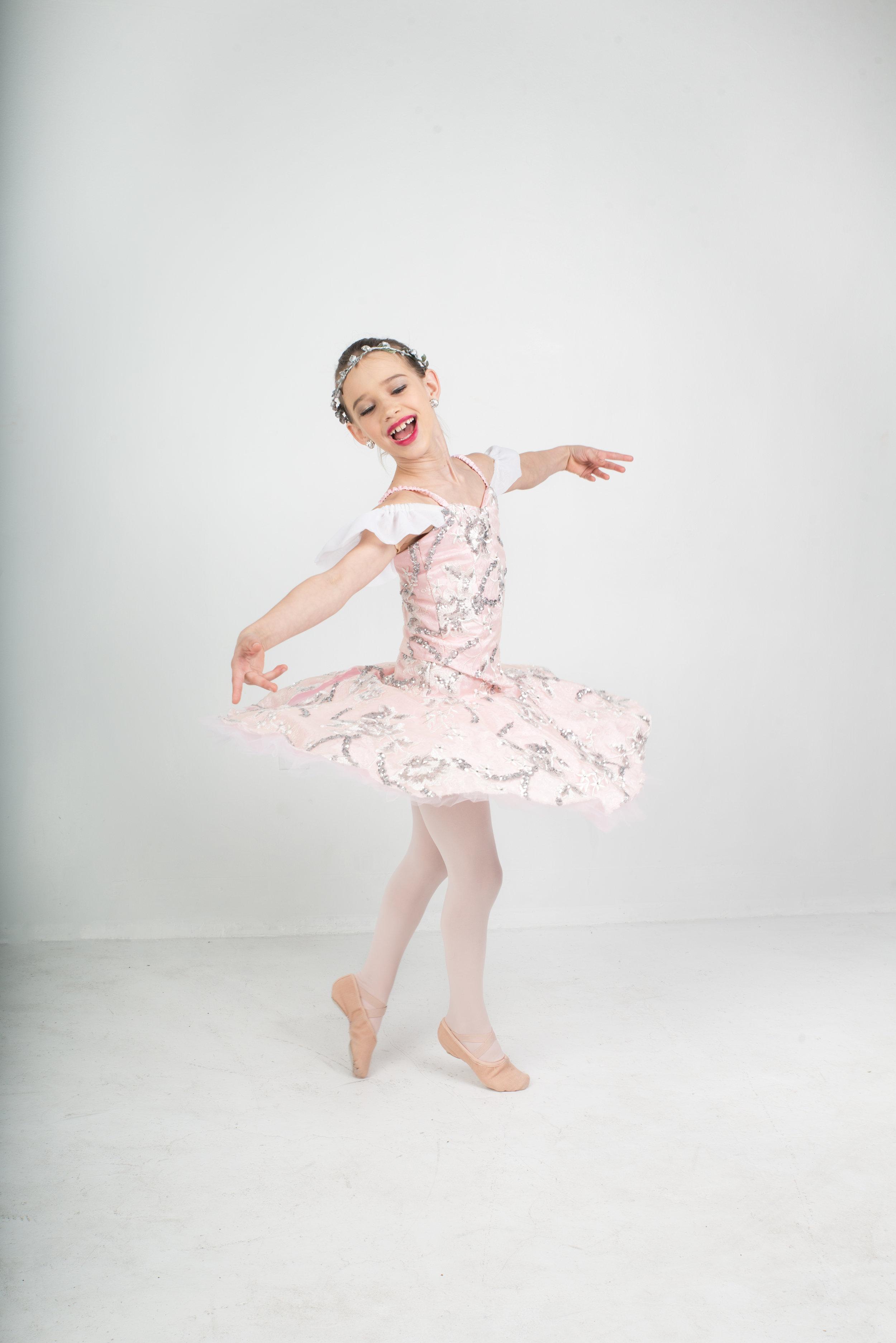 MN ballerina
