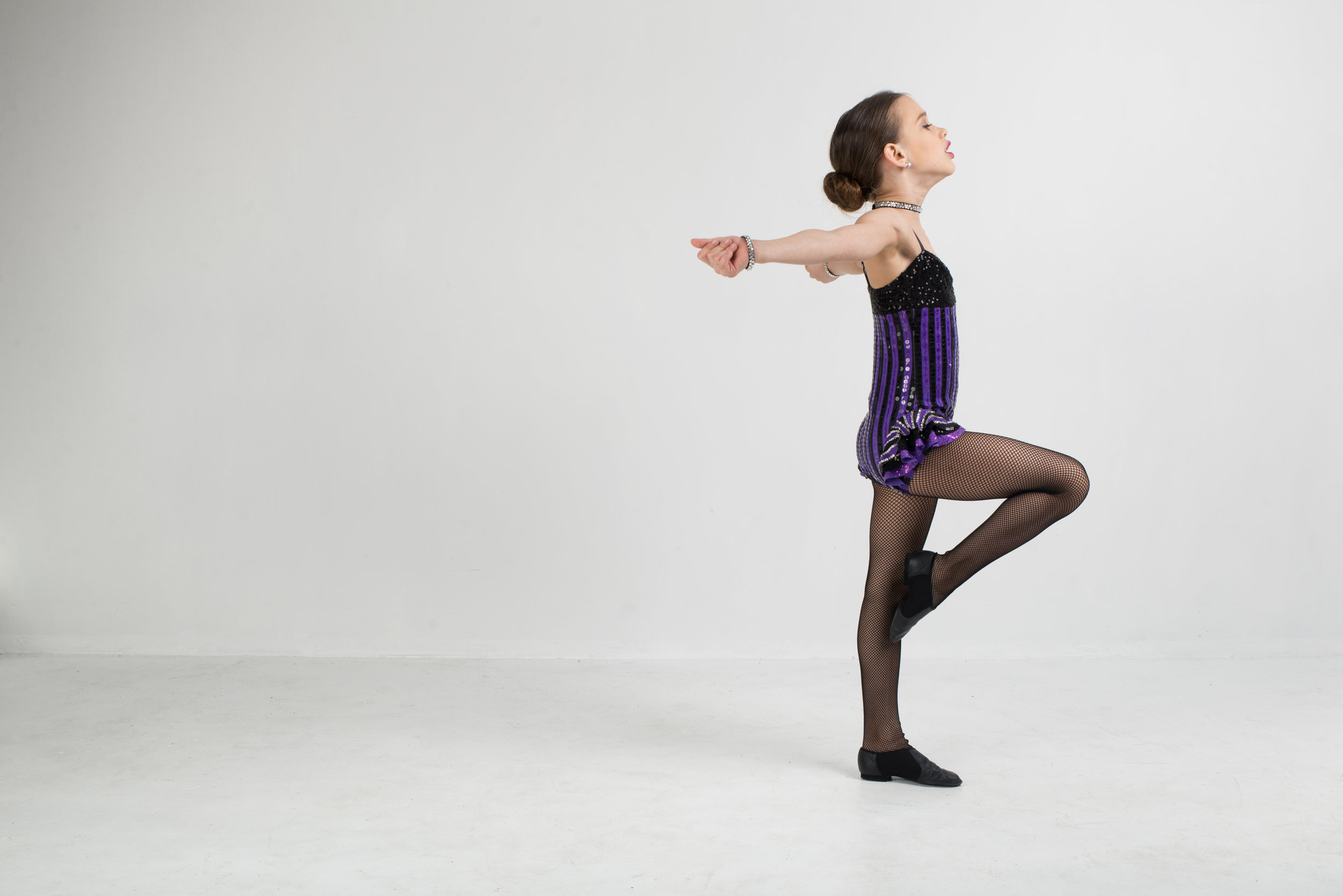 Young MN dancer
