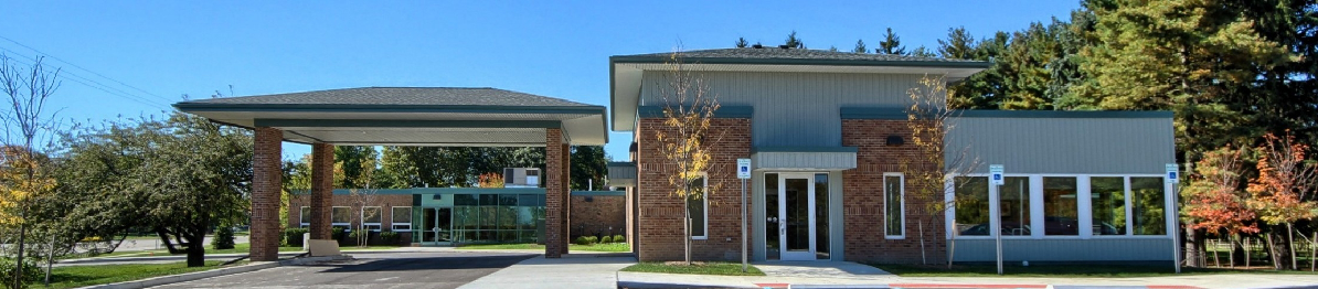 Huron Valley PACE Building Exterior