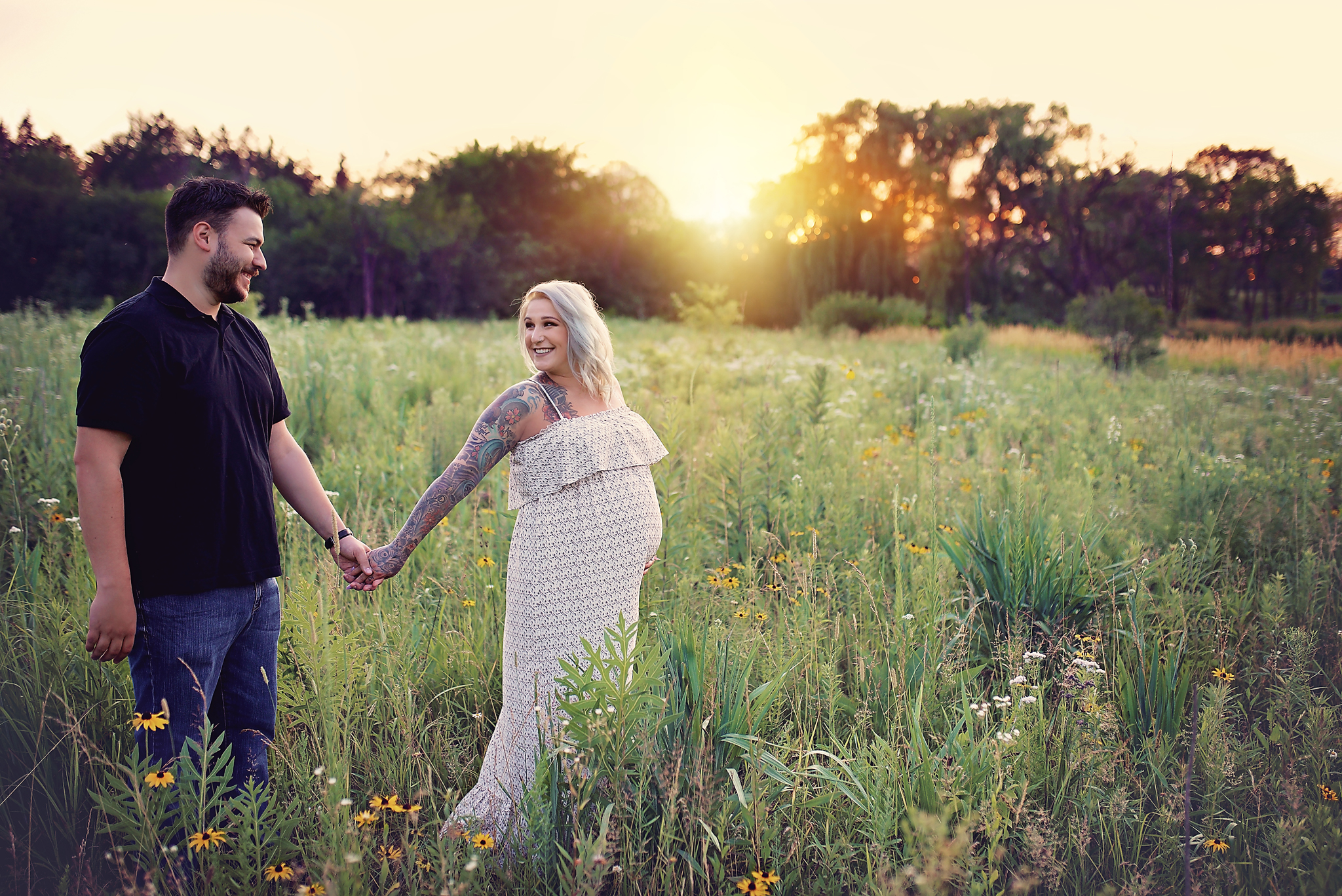 - My husband and I did a maternity shoot and we absolutely love the photos! Nicole was amazing at capturing moments and emotions that we can hold on to forever! Can't wait to do our newborn shoot with her in August!! Highly recommend!! -Keera L.