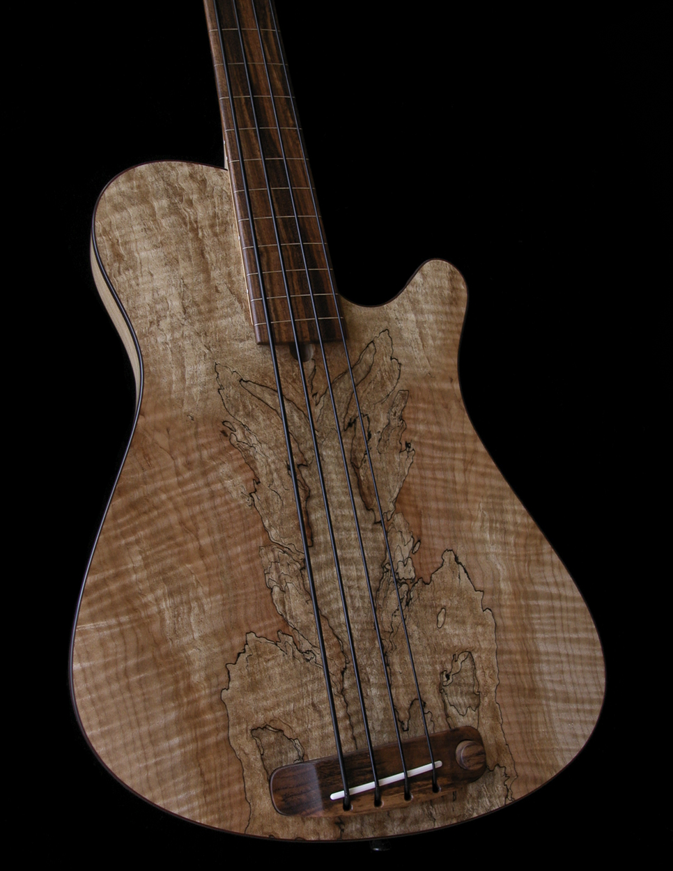 Mouse 30 Spalted Maple