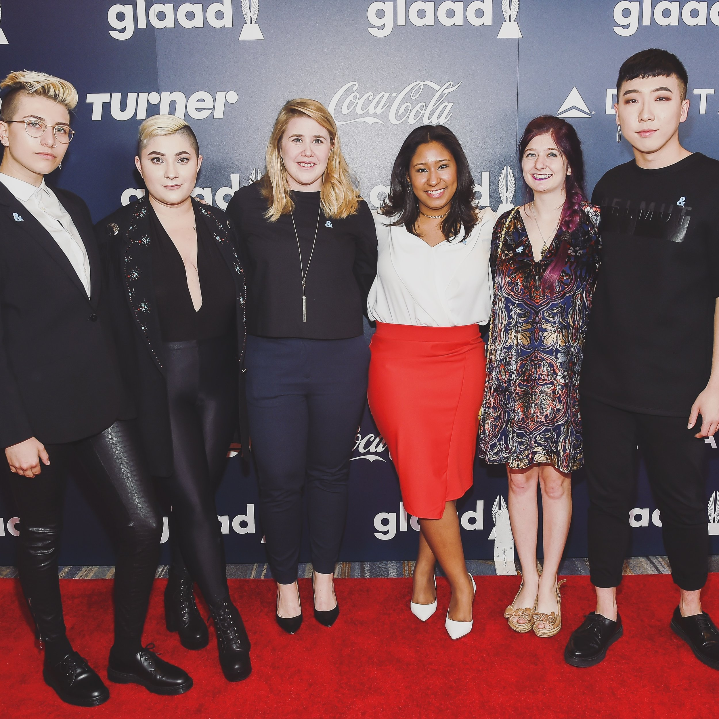 GLAAD Rising Star Luncheon, 2017.