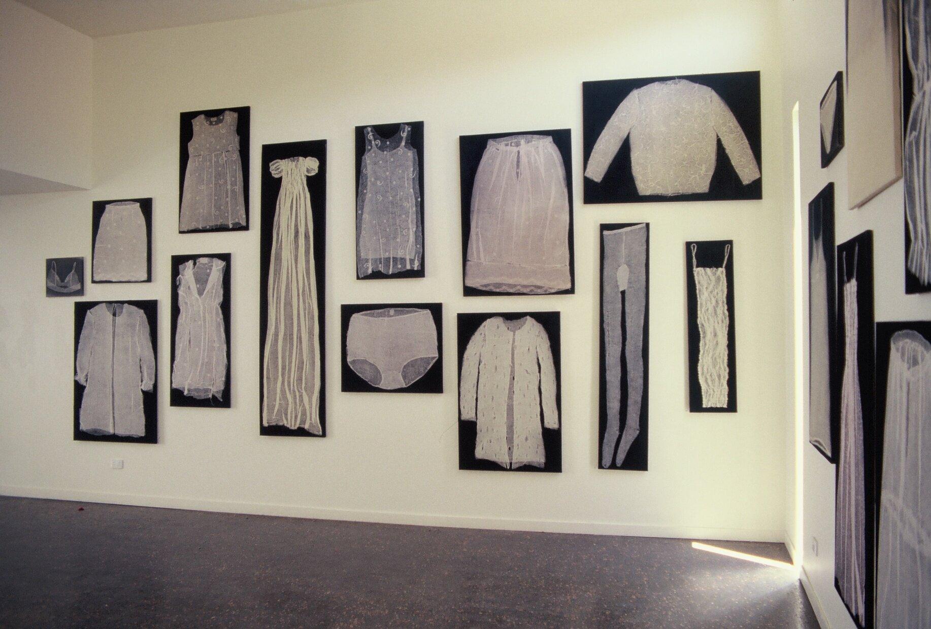 Threadbare, Smyrnios gallery 1995