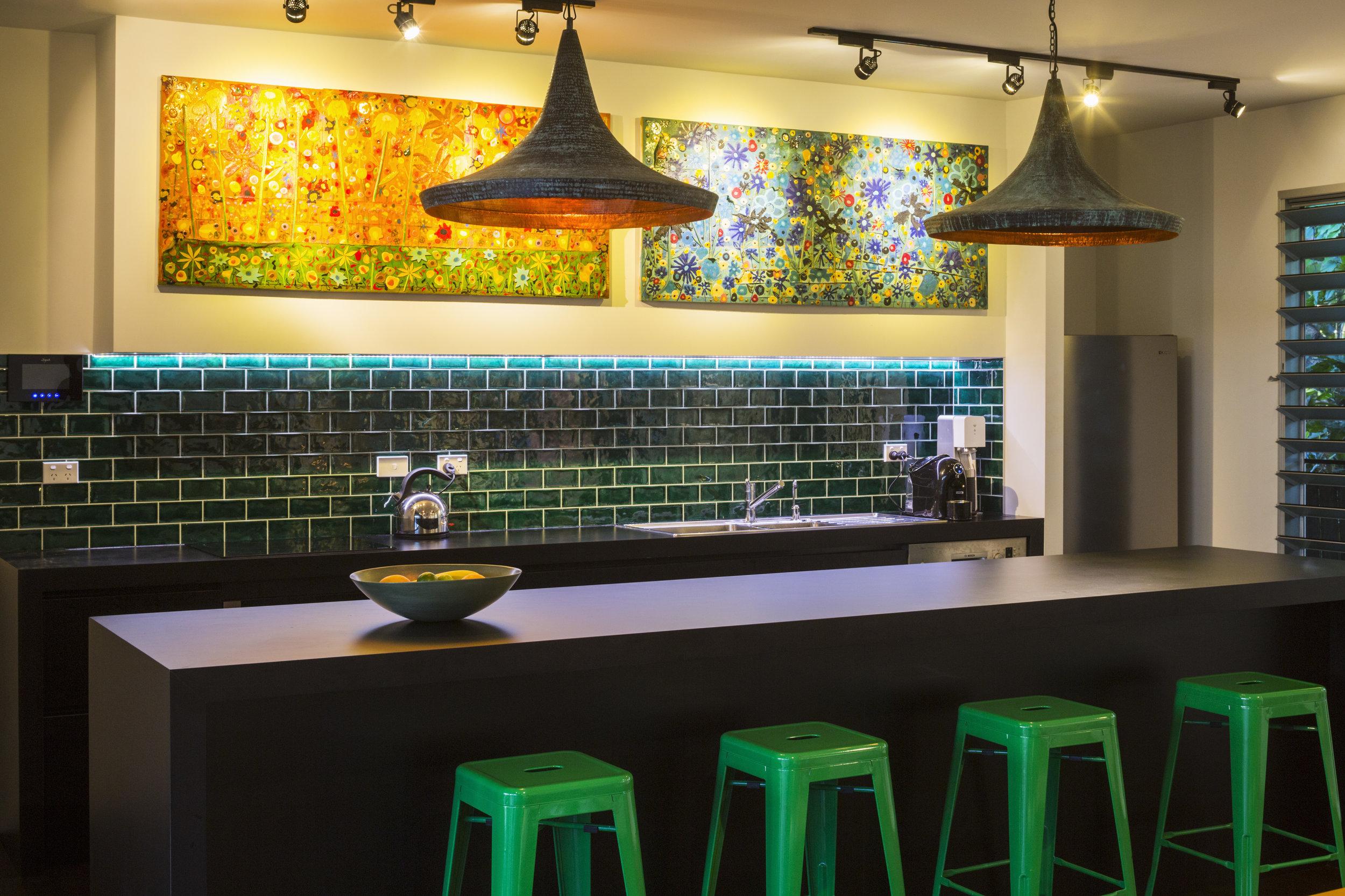 Archie Street - Kitchen