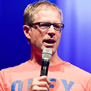 Matt Hosier - Matthew is the Lead Pastor of Gateway Church in Poole, on the South Coast of England. A regular blogger at Thinktheology.co.uk, Matthew is married to Grace and they have four daughters.