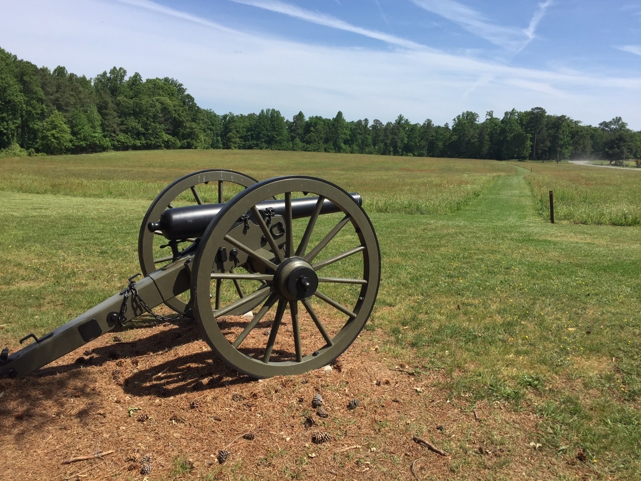 Cold Harbor - Richmond National Battlefield