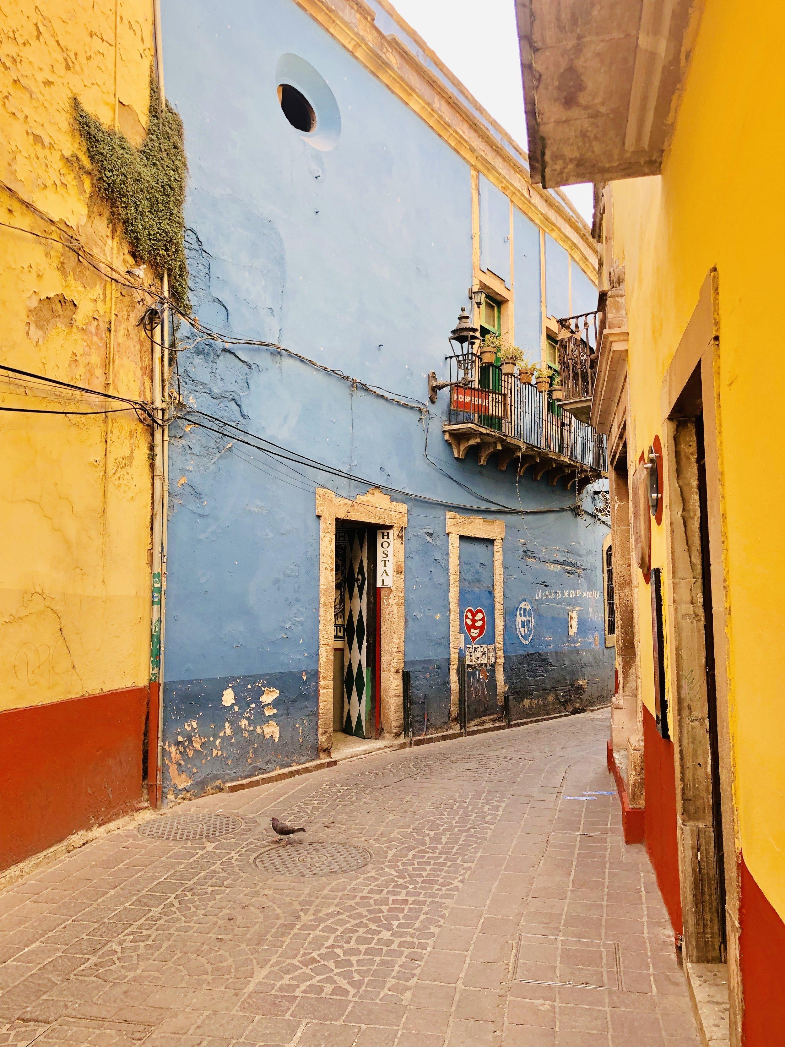 Guanajuato, Mexico 2018