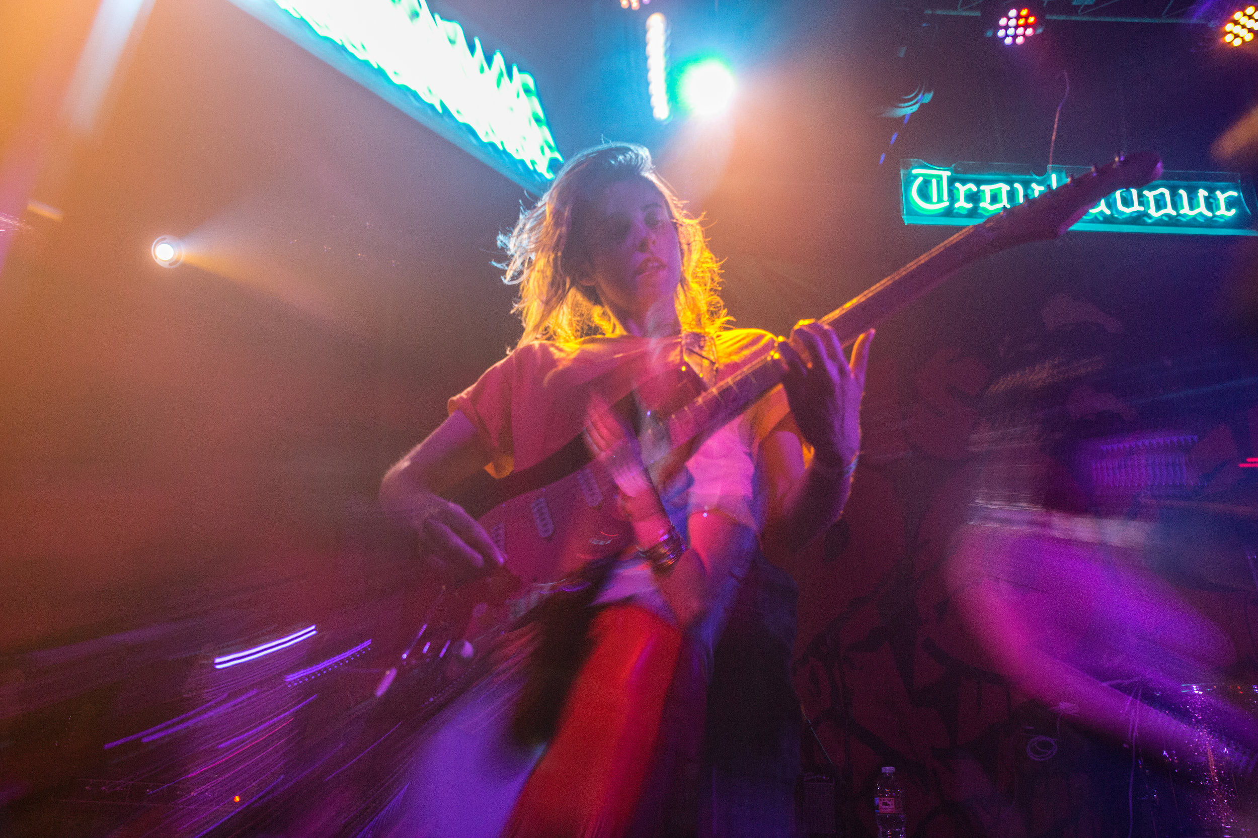 The Paranoyds - The Troubadour - March 7, 2018