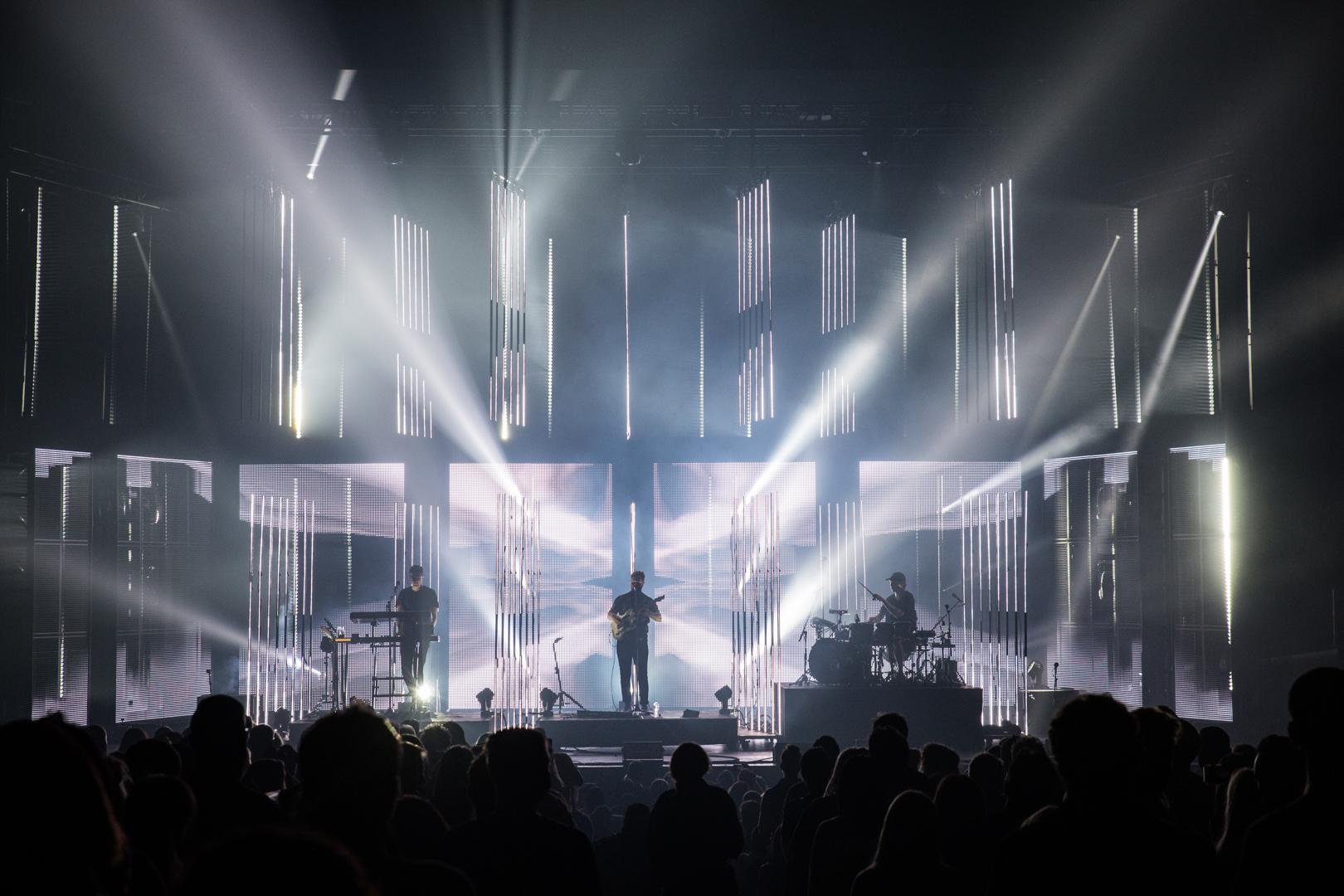 alt-J - Shrine Auditorium - August 9, 2017