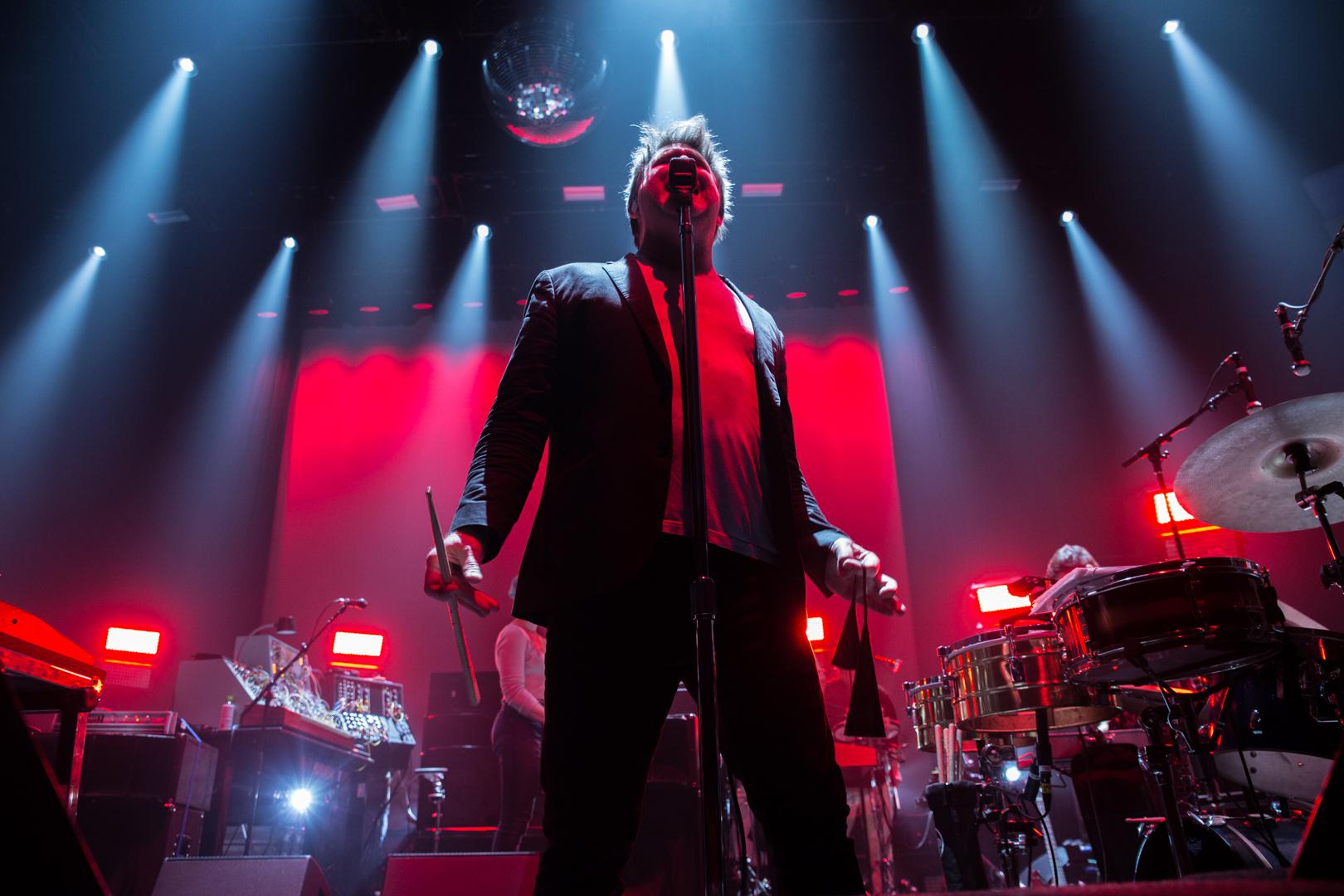 LCD Soundsystem - Hollywood Palladium - November 20, 2017