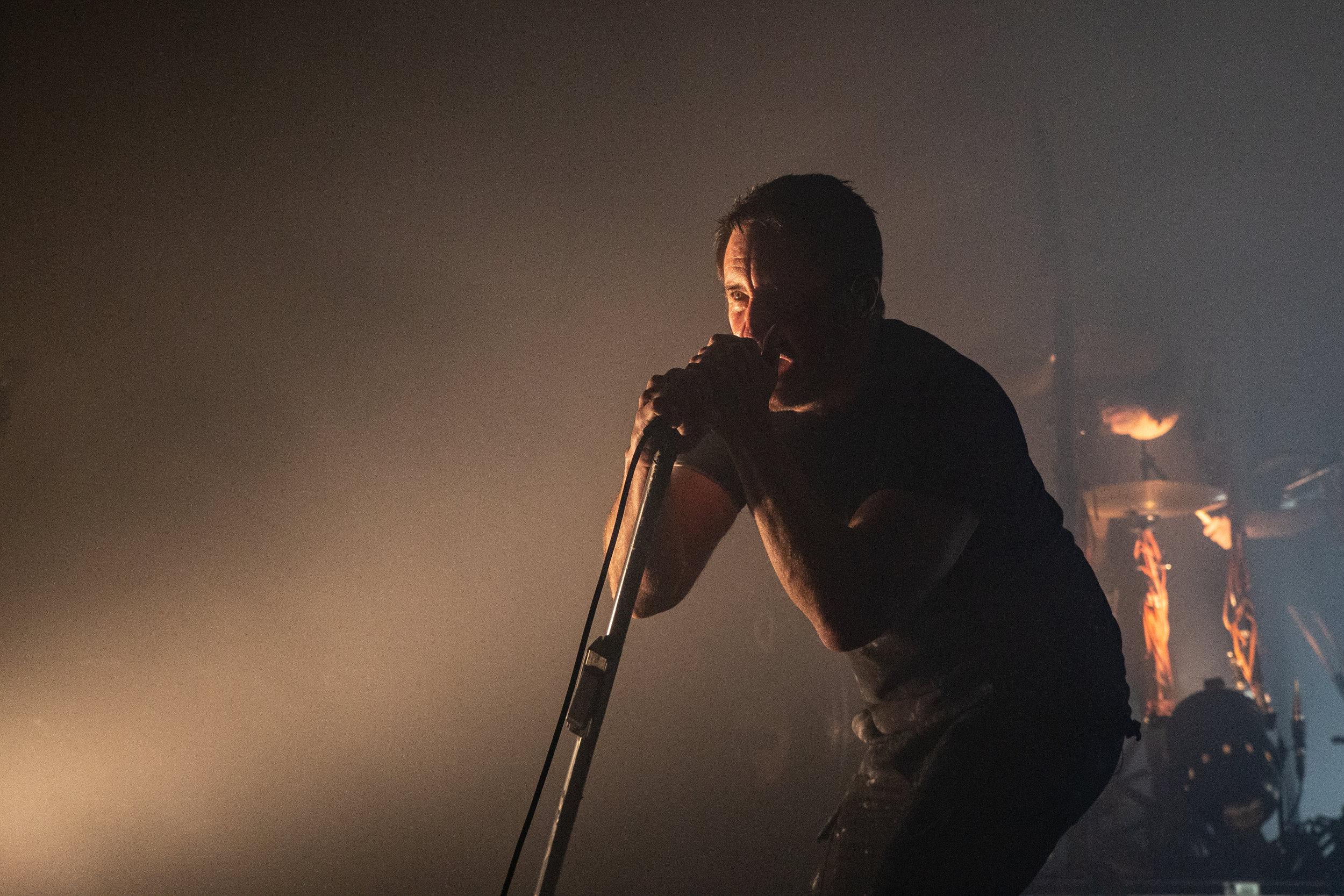 Nine Inch Nails - Hollywood Palladium - December 12, 2018