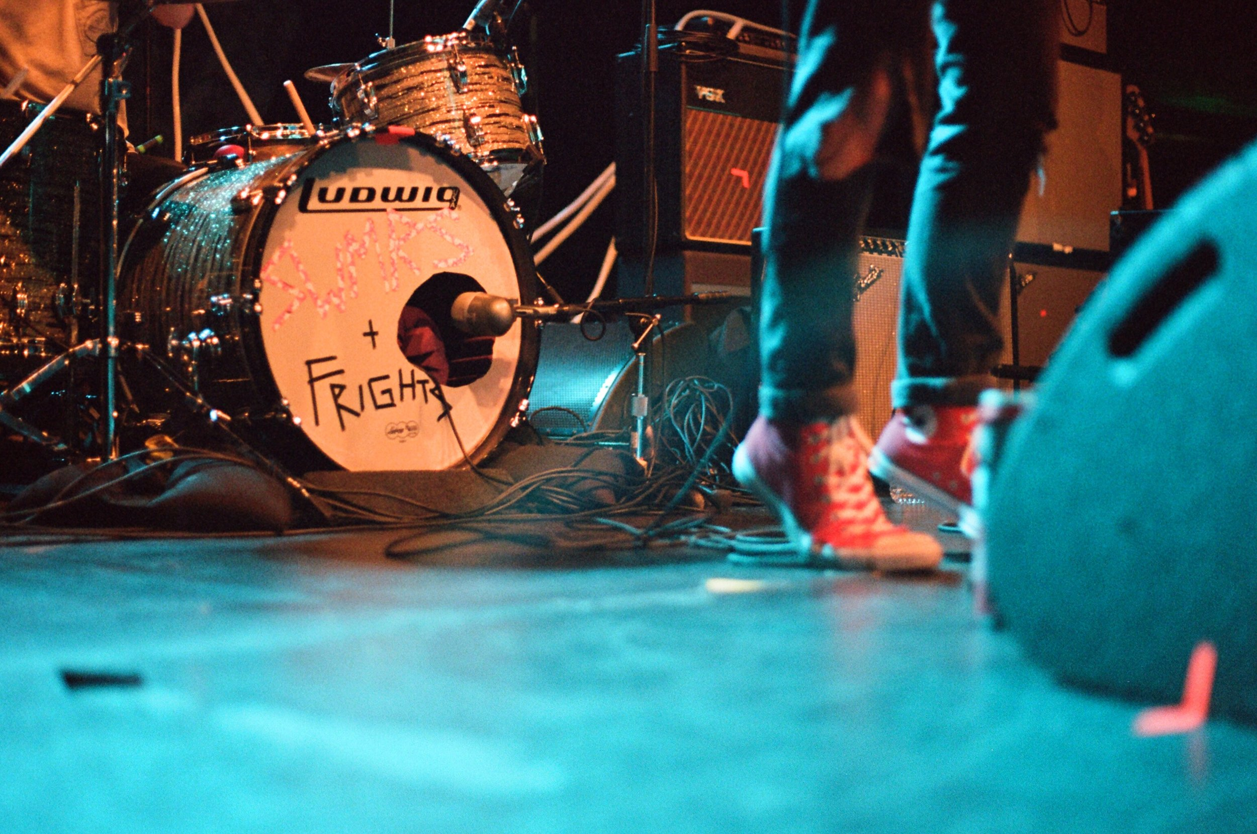 The  Frights - Hollywood Palladium - October 29, 2016