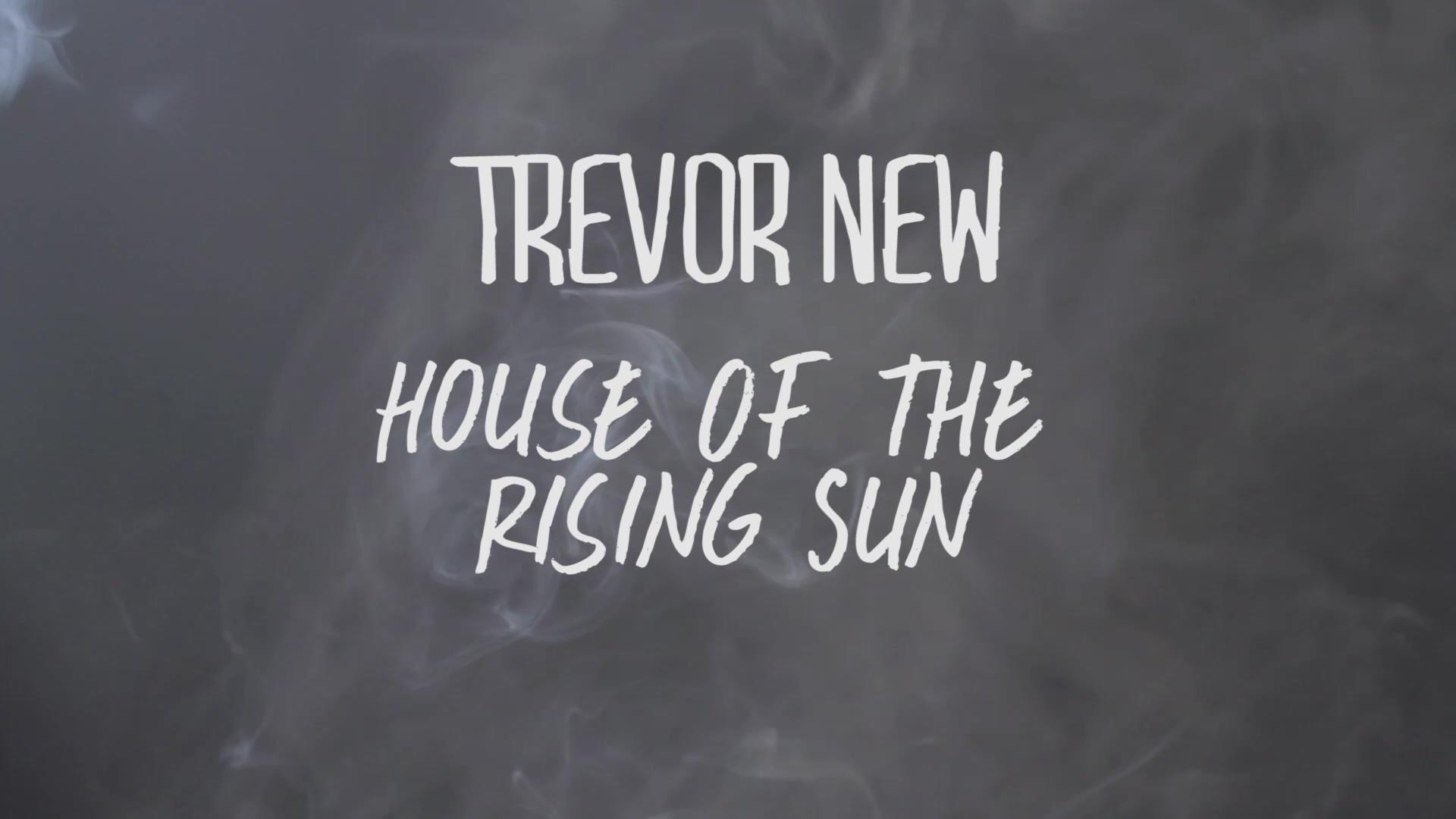 Trevor New