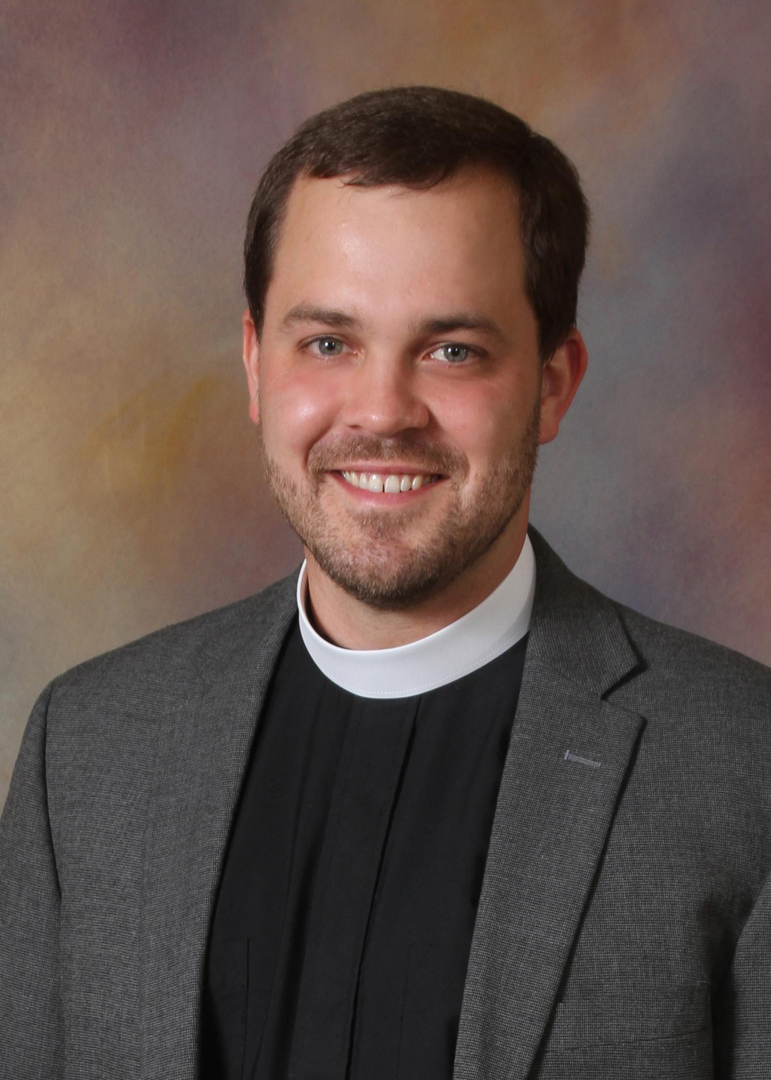 The Rev. Peter Gray
