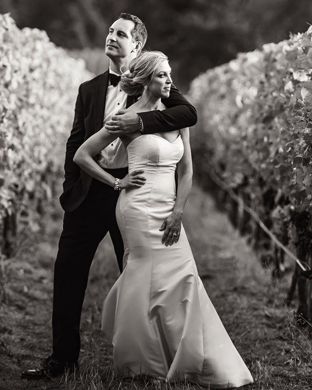 Jess and Dave doing the impossible and making this vineyard even more stunning. ⠀ 🍷🍇⠀ .⠀ Photo: @honeysucklephoto⠀ Location: @domainedebroglie⠀ Venue: @eventsdebroglie⠀ Florist: @farmhousefloralandgifts⠀ Catering: @pearlcateringpdx⠀ Desserts: @thehungryhero⠀ Rentals: @partyplacepdx⠀ Signage: @chalkandvine⠀ Save the Dates: @minted⠀ Invitations: @paperculture⠀ Hair stylist: @kelseylbs⠀ DJ/MC: @nwmdjs and @awepdx⠀ Gown: @aniabridal⠀ Tux: @theblacktux⠀ Rings: @jamesallenrings⠀ .⠀ #honeysucklephotography #wedding #weddingfun #weddingphotos #weddingphotographer #smpweddings #weddingsonpoint #realwedding #realweddings #wedphotoinspiration #weddinginspirations #huffpostweddings #insideweddings #greenweddingshoes #weddingphotomag #heyheyhellomay #photobugcommunity #weddinglove #weddingidea #loveauthentic #pnwwedding #oregonwedding #oregonbride #oregonbridemag #oregonweddingphotographer #blackandwhite #portlandweddingphotographer #authenticlovemag
