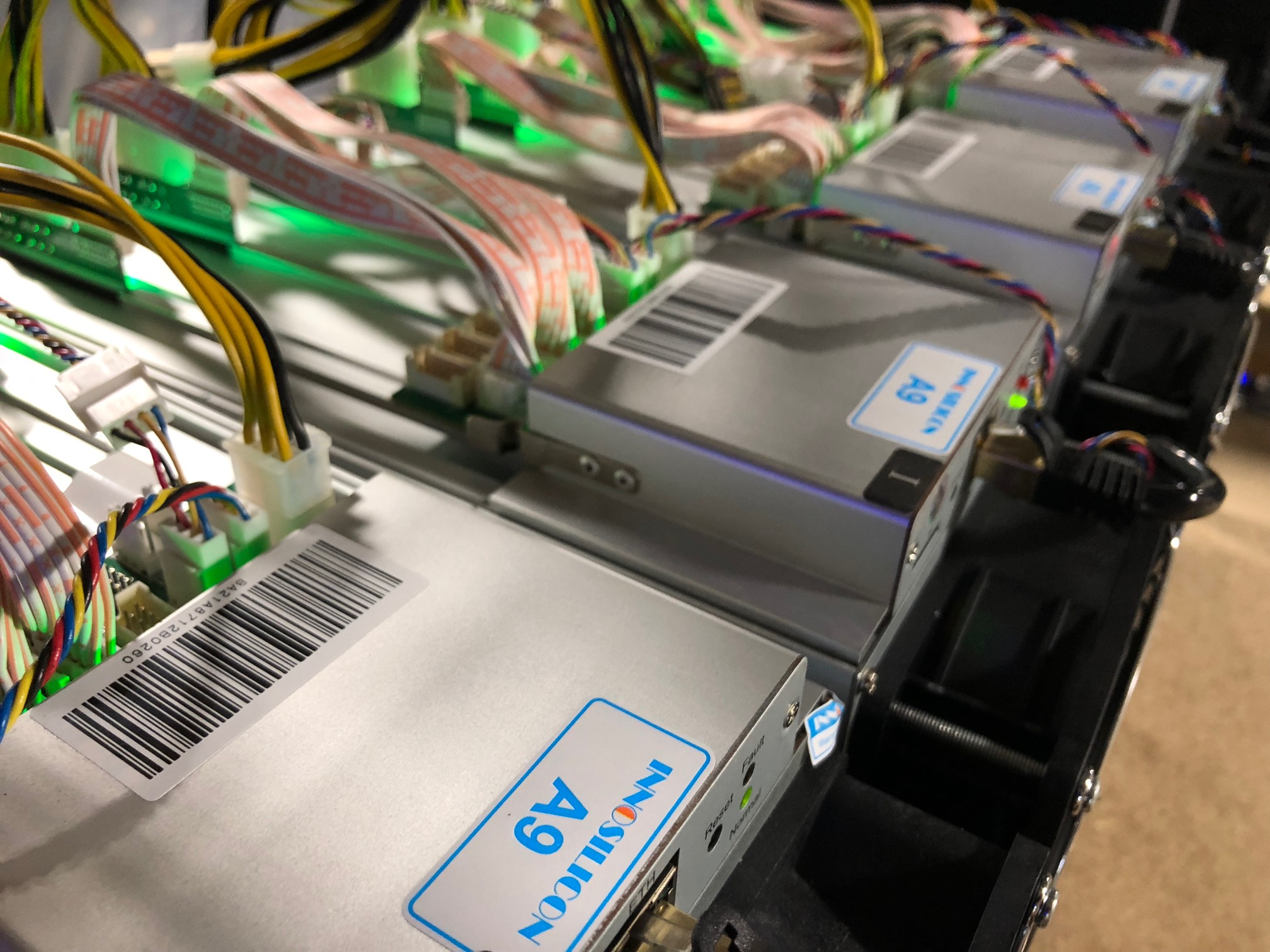 Terms of Host - Power: Dedicated BreakerConnection: Private computer with full remote accessDedicated network lineStatic IP for each separate ASICOptimal cooling for longevityYou may shut off your ASIC at any timeYou keep 100% of the profits