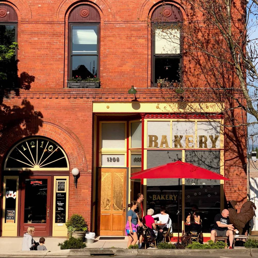 Iron Rooster Bakery