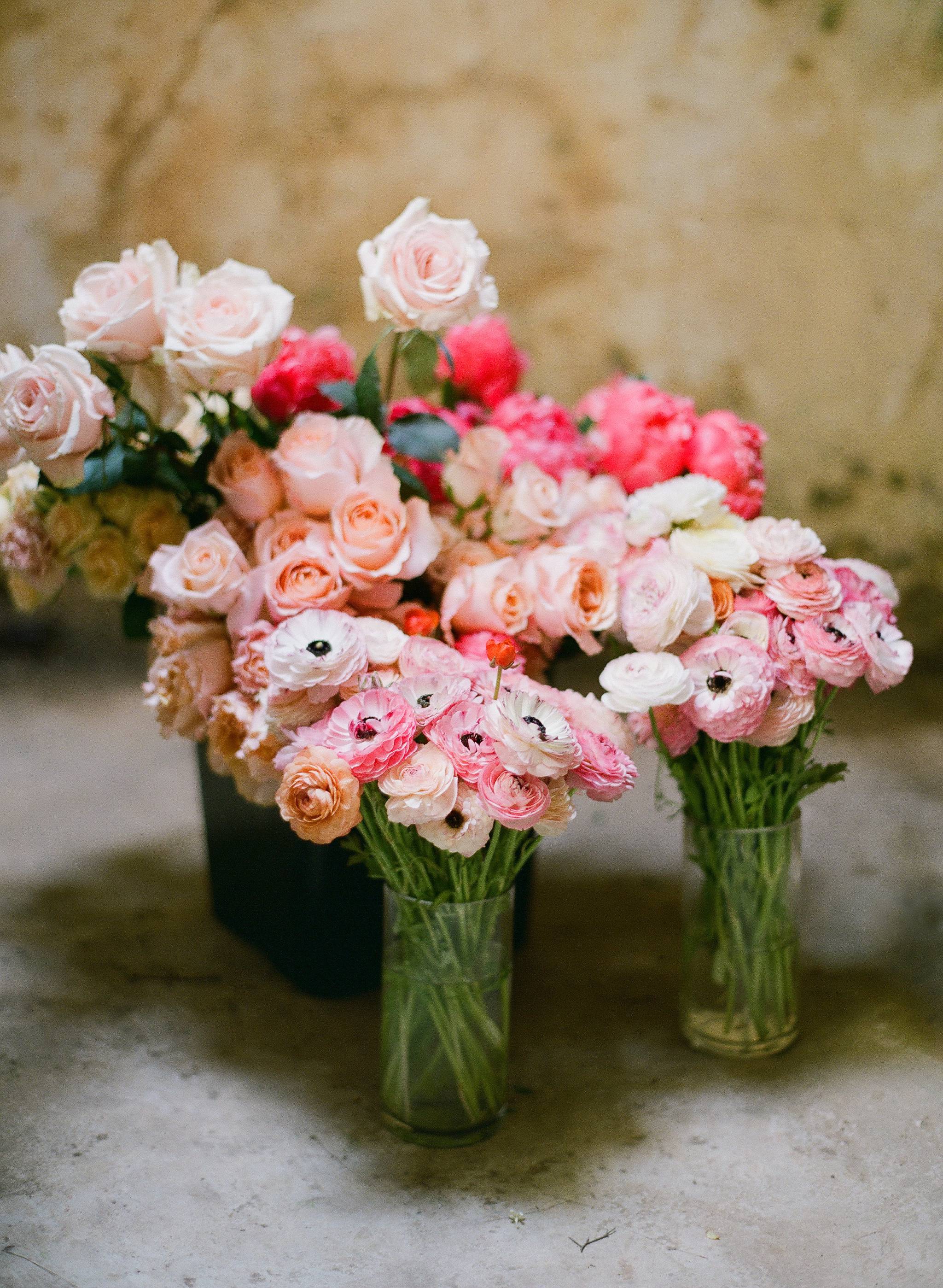 Zinnia Floral Designs- Spring Class at the Farm
