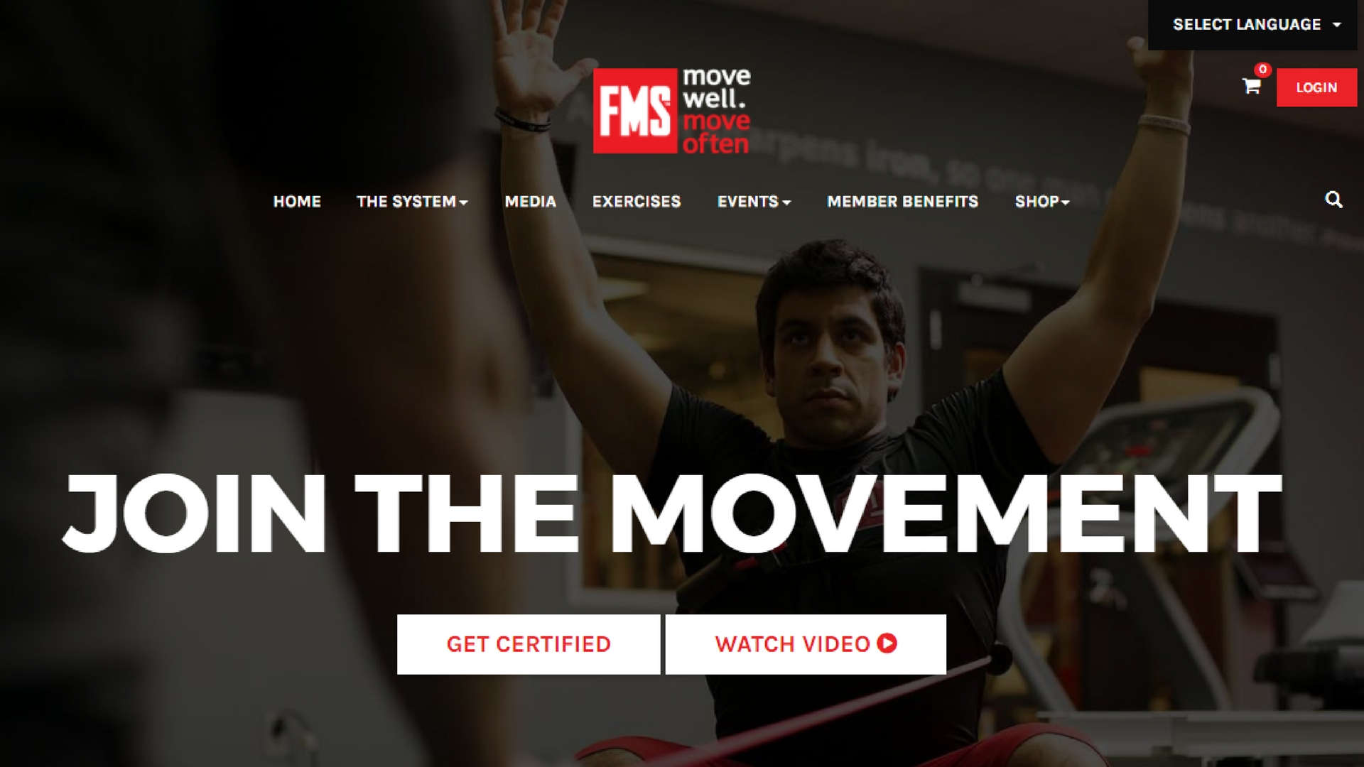 Personal Trainer Functional Movement Perth
