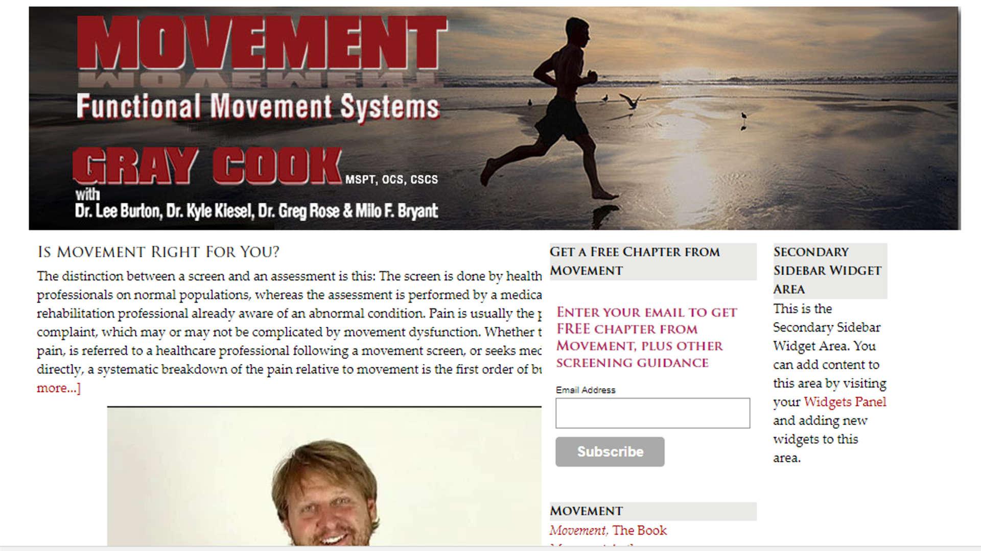 Personal Trainer Rehabilitation Perth