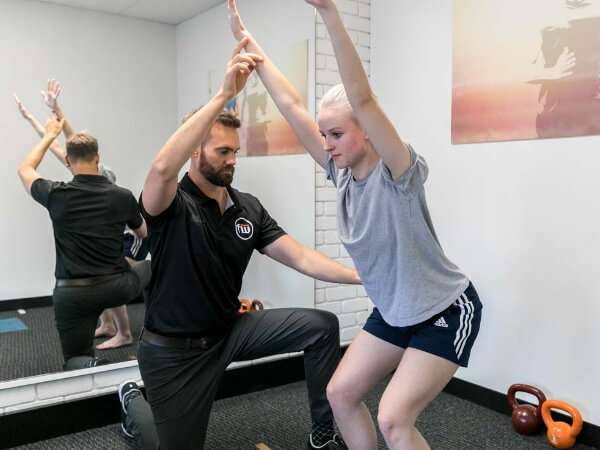 Ross Field Physio Assessment