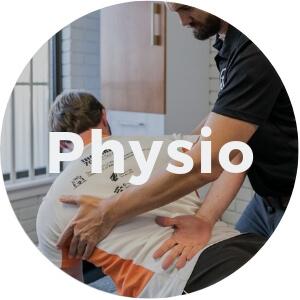 Physio in Perth CBD