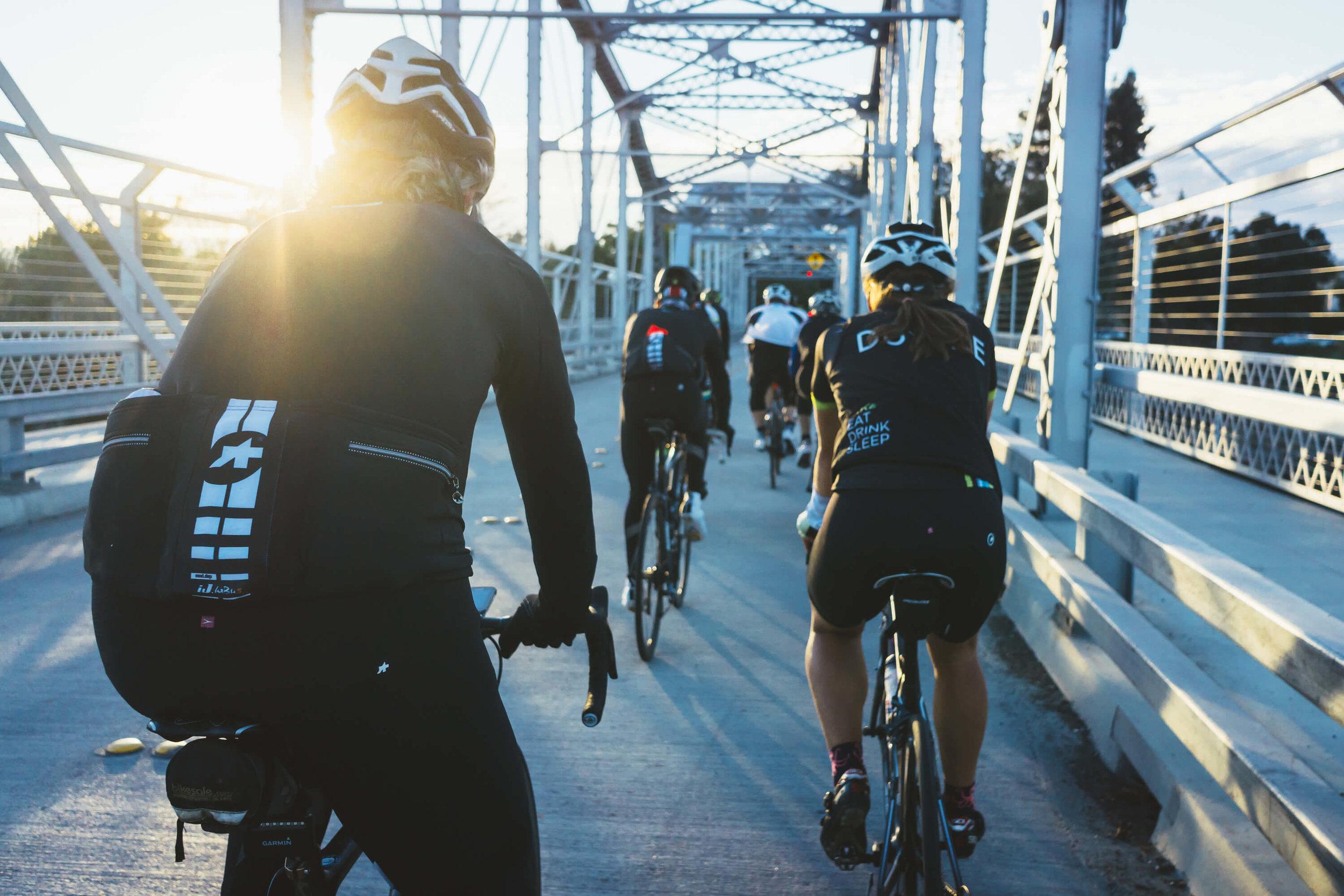 Inglewood Physio Cyclist