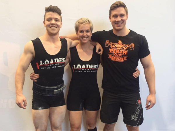 Adam Power lifting Coach