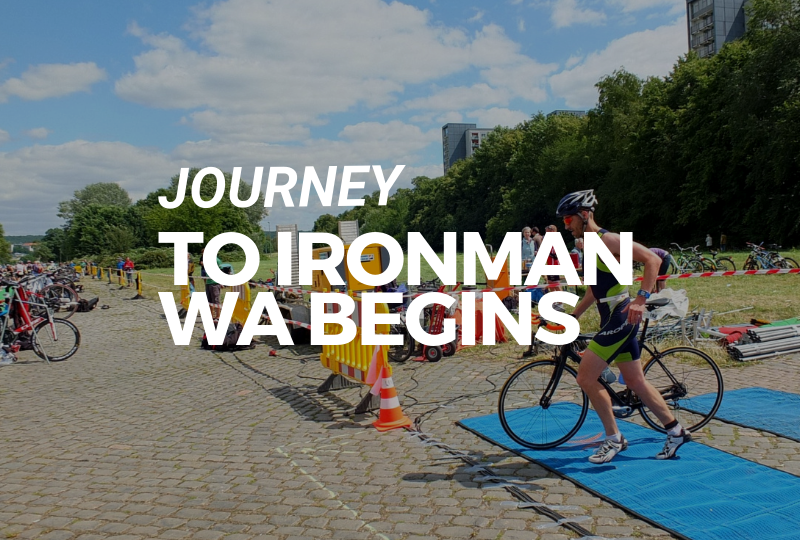 Journey to Ironman Begins