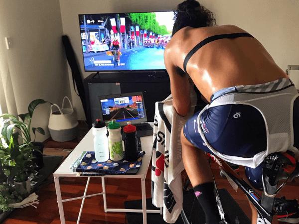Bike Ride Training