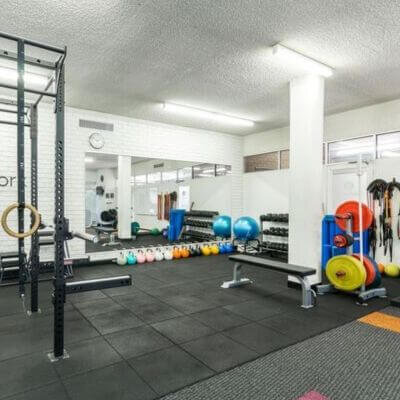Onsite Rehab and Strength Gym