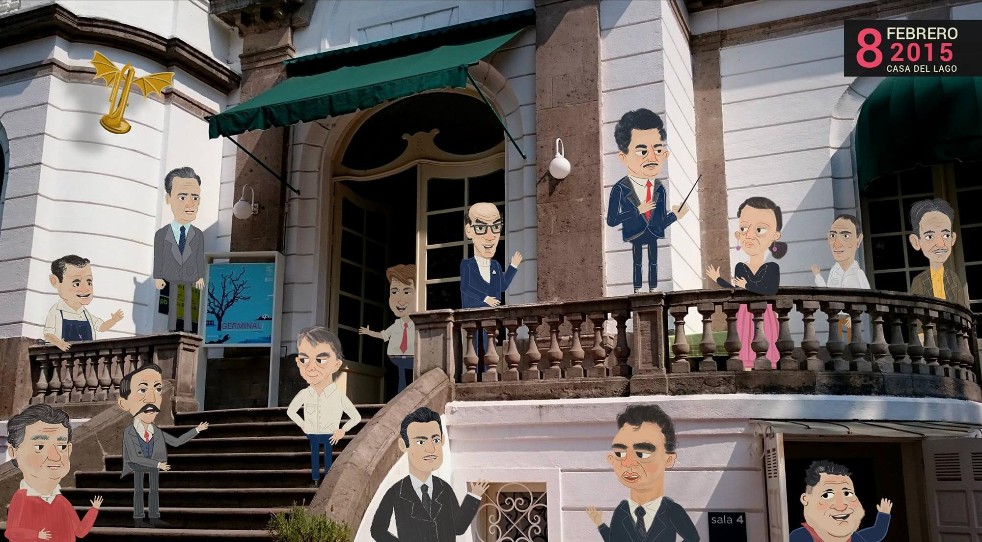 """Premiere at """"Casa del Lago"""" Mexico City"""