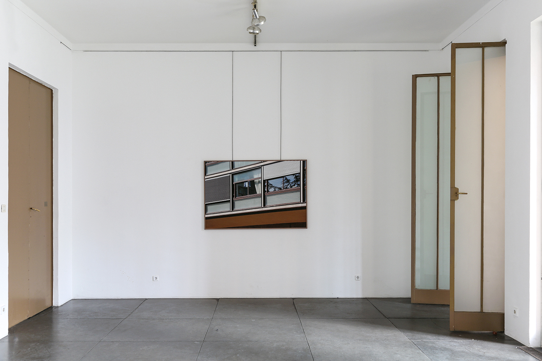 Living the International Style, installation view, Haus Wittgenstein, Vienna, 2015