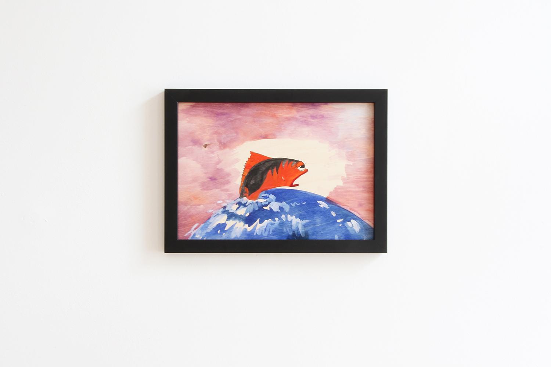 Untitled (Fischli), 2018
