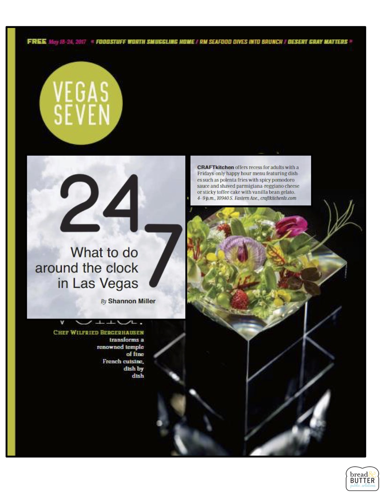 What To Do Around the Clock in Las Vegas