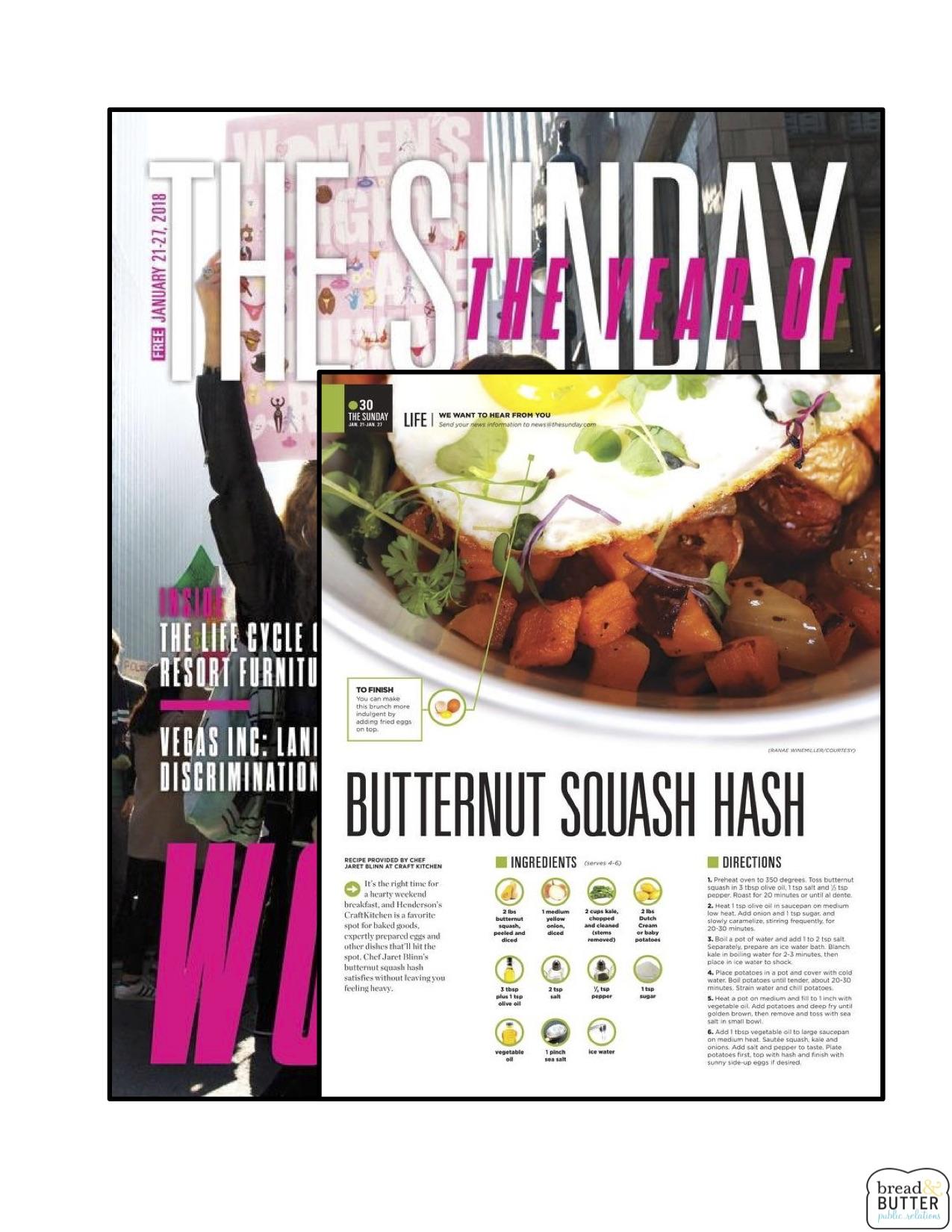 Butternut Squash Hash Recipe