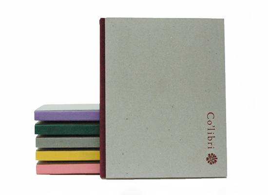 notesbøger m. logo