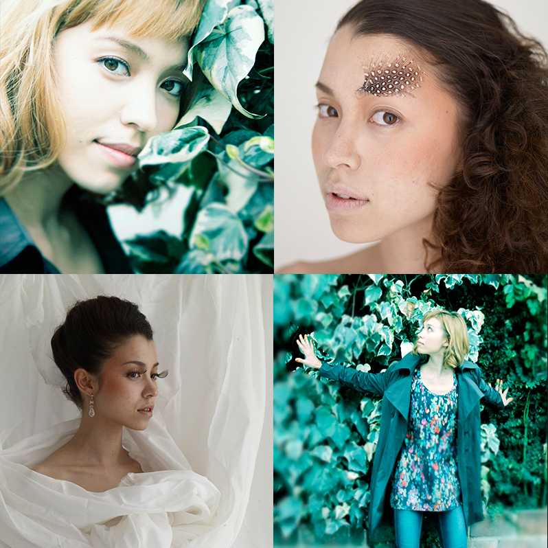 top left, bottom right; Shuhei Fujita top right, bottom left: Kota Sugawara