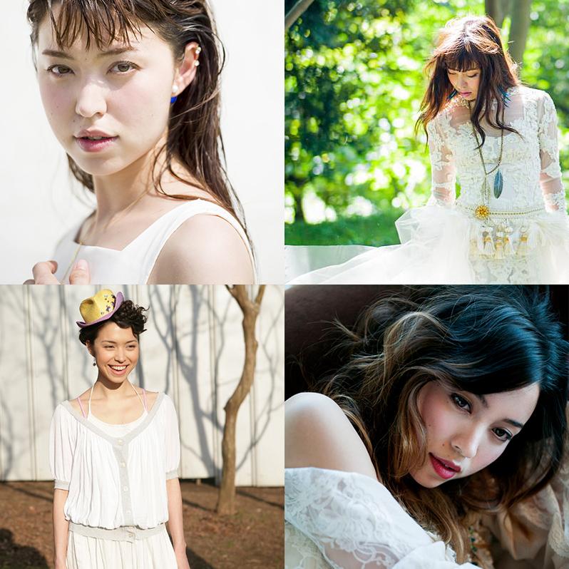 top left, top right, bottom right: Hidekeazu Maiyama