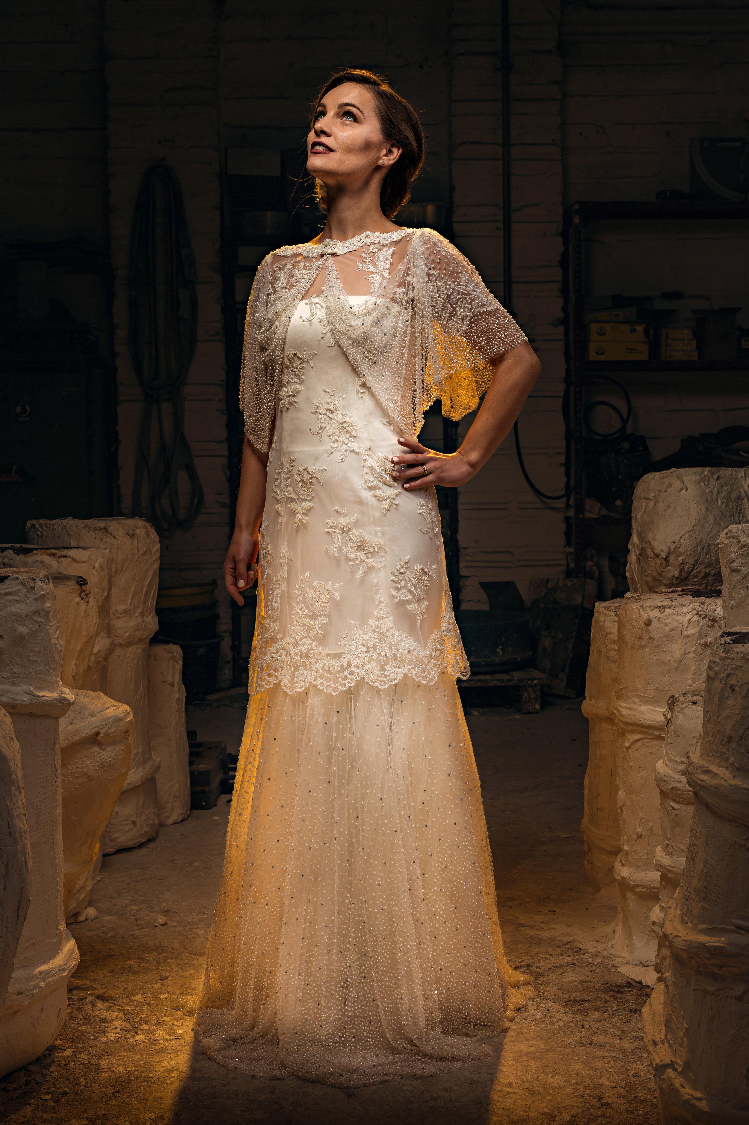 Martin Dobson Couture - Bespoke wedding dress - Suffolk - 0360 - September 17, 2017 - copyright Foyers Photography-Edit--® Robert Foyers - All Rights Reserved-3388 x 5084.JPG