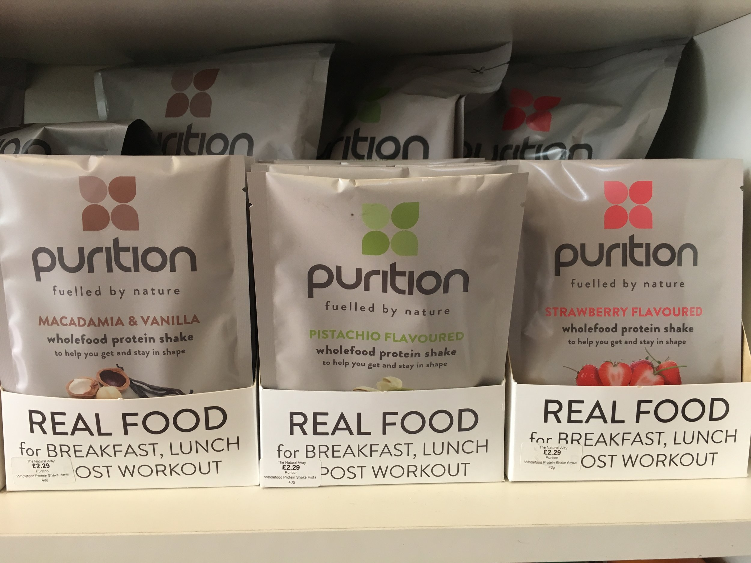 ALL YOUR HEALTH FOOD NEEDS CATERED FOR