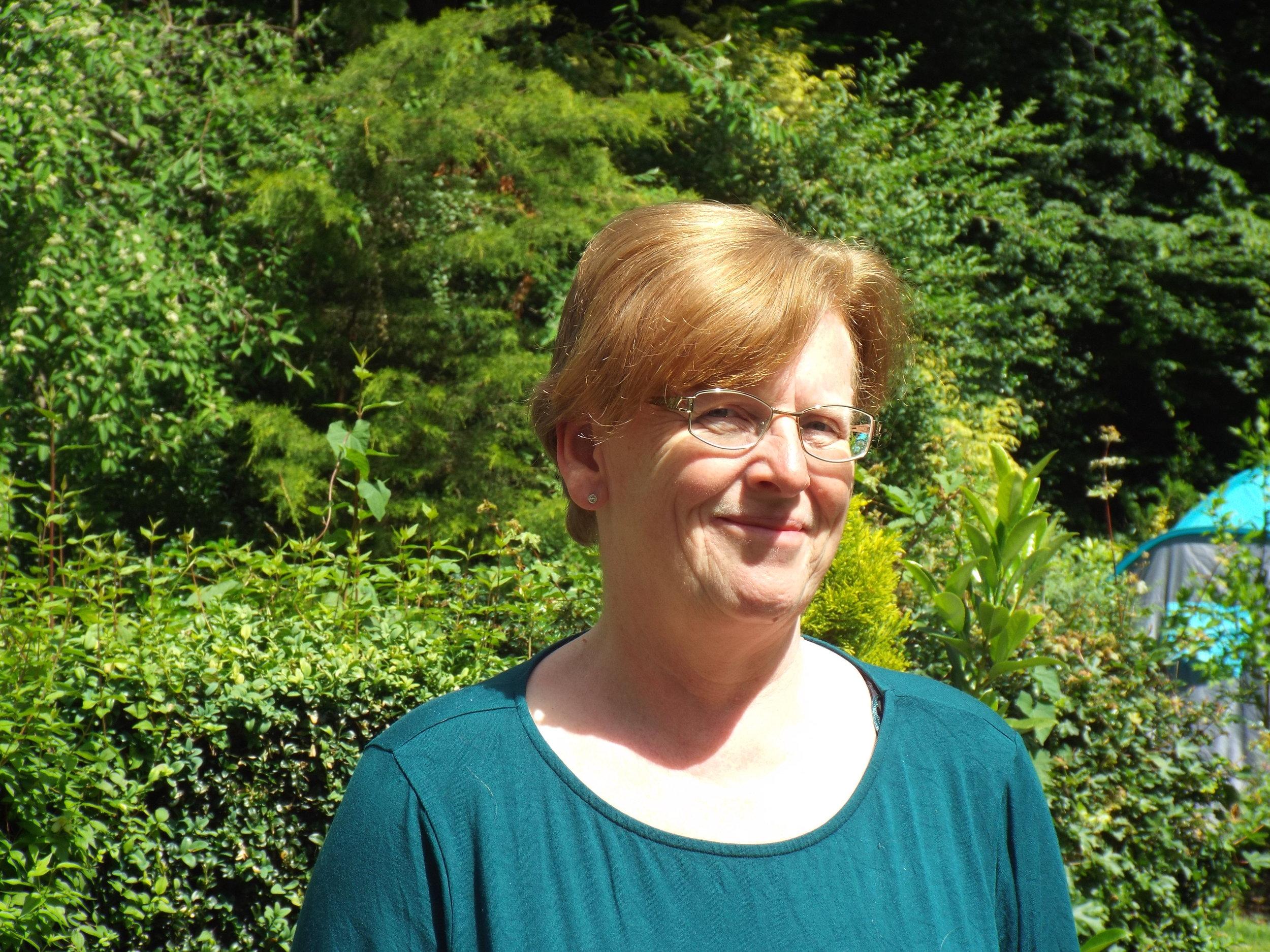 CHRISTINE MURRAY   Energy Therapist, EFT & Reiki Practitioner